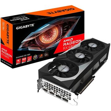 Placa video Gigabyte Radeon RX 6800 GAMING OC 16G AMD 16 GB GDDR6