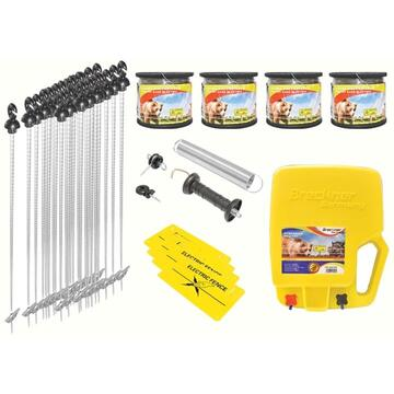Kit complet gard electric BRECKNER BK87552 (BK87699