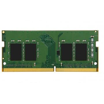Memorie laptop Kingston 8GB DDR4 3200MHz Single Rank SODIMM