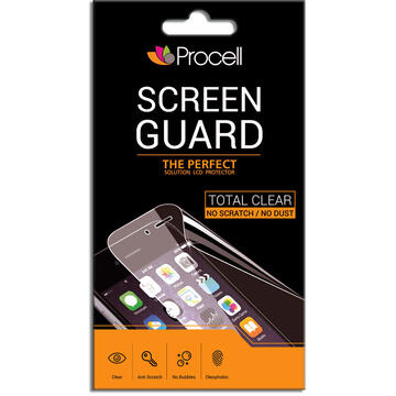 Procell Folie Clear iPhone 6/6S (1 fata)