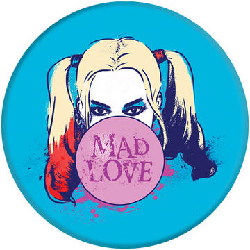 Popsockets Suport Stand Adeziv Suicide Squad: Mad Love
