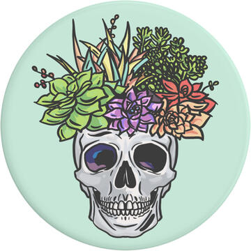 Popsockets Suport PopGrip Stand Adeziv Succulent Headspace