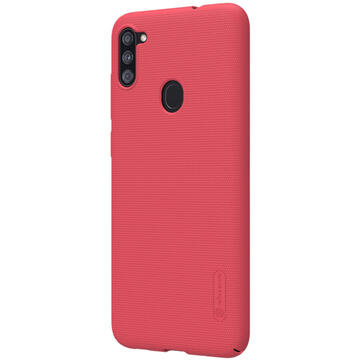 Husa Nillkin Husa Frosted Concave Samsung Galaxy A11 Red