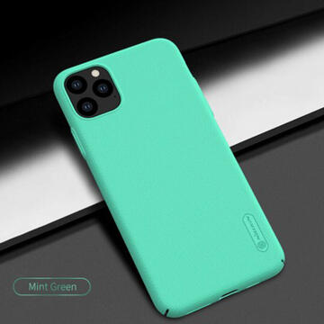 Husa Nillkin Husa Super Frosted Shield iPhone 11 Pro Verde