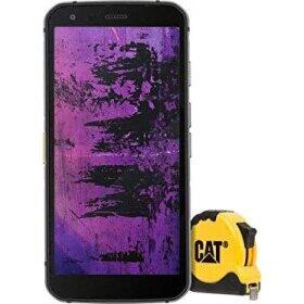 Smartphone Caterpillar S62 Pro - 5.7 - 128GB, Android (Black, 6 GB RAM)