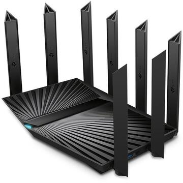 Router wireless TP-LINK AX6600 Tri-Band Gigabit Wi-Fi 6 Router