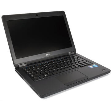 Laptop Refurbished Laptop DELL Latitude E5450, Intel Core i5-5300U 2.30GHz, 8GB DDR3, 240GB SSD, 14 Inch, Webcam