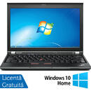 Laptop Refurbished Laptop LENOVO Thinkpad x230, Intel Core i5-3320M 2.60GHz, 4GB DDR3, 120GB SSD, 12.5 Inch, Webcam + Windows 10 Home