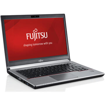 Laptop Refurbished Laptop FUJITSU SIEMENS E734, Intel Core i5-4210M 2.60GHz, 4GB DDR3, 500GB SATA, Fara Webcam, DVD-RW, 13.3 Inch