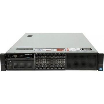 Server Refurbished Server Dell PowerEdge R720, 2x Intel Xeon Hexa Core E5-2640 2.50GHz - 3.00GHz, 128GB DDR3 ECC, 2 x 600GB SAS/10K + 4 x 900GB HDD SAS/10K + 2 X 1.2TB SAS/10K HDD, Raid Perc H710 mini, Idrac 7, 2 surse HS