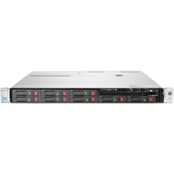 Server Refurbished Server HP ProLiant DL360e G8, 1U, 2x Intel Hexa Core Xeon E5-2430L V2 2.4 GHz-2.8GHz, 24GB DDR3 ECC Reg, 2x 146GB SAS/10k, Raid Controller HP SmartArray P420/1GB, iLO 4 Advanced, 2x Surse HOT SWAP