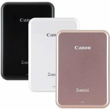 Imprimanta cu jet Canon Zoemini Photo Printer Zink White