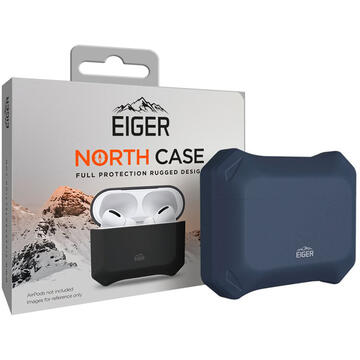 Husa Eiger Husa North Case Airpods Pro Navy Blue