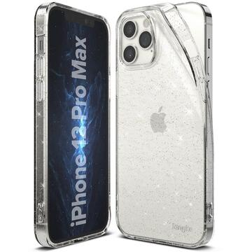 Husa Ringke Husa Air Ultra-Thin TPU iPhone 12 Pro Max Glitter Transparent