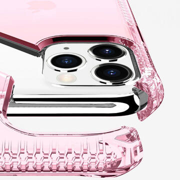 Husa IT Skins Husa Spectrum Clear iPhone 11 Pro Max Light Pink (antishock,antimicrobial)