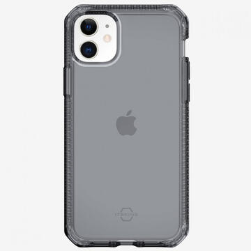 Husa IT Skins Husa Spectrum Clear iPhone 11 Black (antishock,antimicrobial)