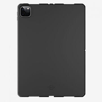 IT Skins Husa Spectrum Solid iPad Pro 11 inch 2020 (1st and 2nd generation) Plain Black (antishock,antimicrobial)