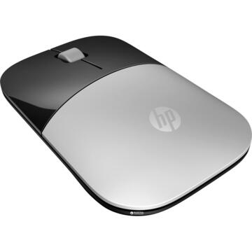 Mouse HP Z3700 Silver Wireless Mouse