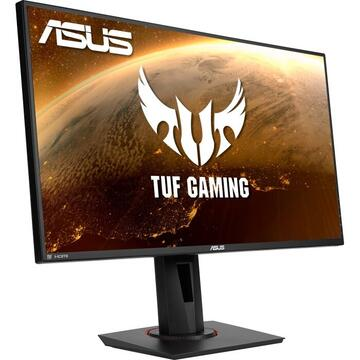 "Monitor LED Asus 27"" VG279QR 1 Ms Negru"