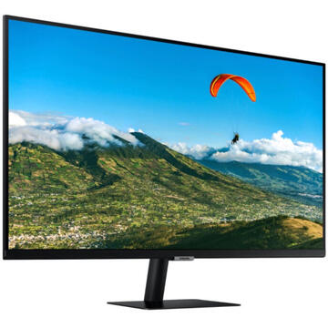 "Monitor LED Samsung 32"" LS32AM500NRXEN IPS 8Ms 60Hz Negru"