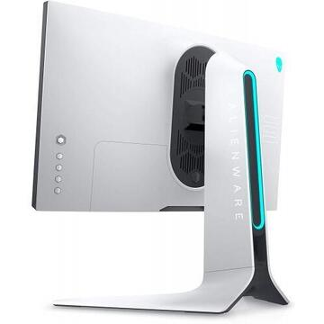 Monitor LED Dell Alienware AW2521HFLA 24.5inch IPS 1ms Lunar White