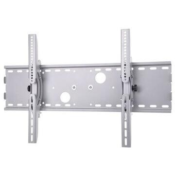 CABLETECH SUPORT TV UNIVERSAL 37-70 INCH 75 KG SILVER