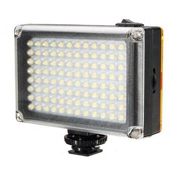 Lampa video Ulanzi 96 LED intensitate reglabila