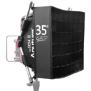 Aputure EZ Box + MK II Kit Softbox + Grid pentru AL-528 si HR672