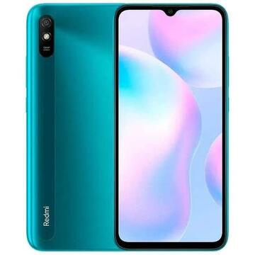 Smartphone Xiaomi Redmi 9AT 32GB 2GB RAM Dual SIM Peacock Green