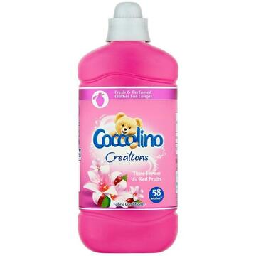 Coccolino Creations Tiare Flower & Red Fruits fabric softener