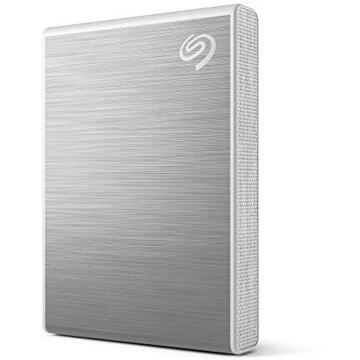 SSD Extern Seagate One Touch SSDv2 1TB Silver STKG1000401