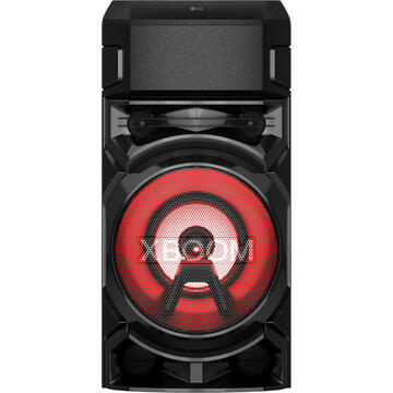 LG XBOOM ON5 home audio system Home audio micro system Black