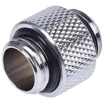 Alphacool HF connector 10mm, chrome-plated (17199)