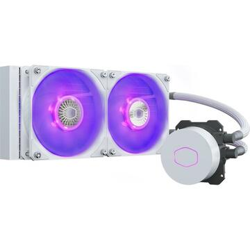 Cooler Master ML240L V2 RGB white Edition - MLW-D24M-A18PC-RW
