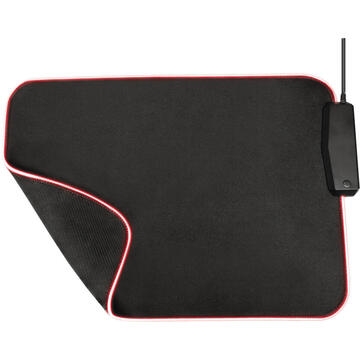 Mousepad Trust 23646 mouse pad Gaming mouse pad Black, Red