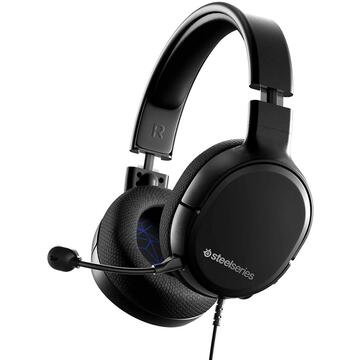 Casti SteelSeries Arctis 1 for PlayStation 5, gaming headset