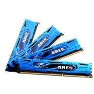 Memorie G.Skill DDR3 32GB 1866-10 Ares LowProfile Quad