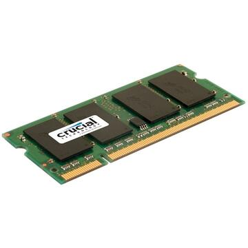 Memorie laptop Crucial DDR2 SO-DIMM 4GB 800-6