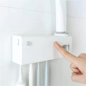 Smart Disinfection Toothbrush Holder Xiaomi Dr Meng