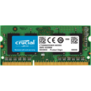 Memorie laptop Crucial - DDR3 - 4 GB - SO-DIMM 204-pin - unbuffered