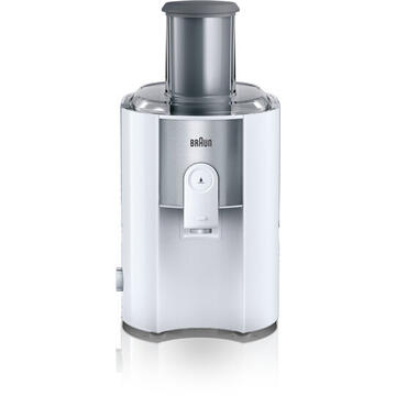 Storcator Braun J 500 WH juice maker Juice extractor Stainless steel,White 900 W