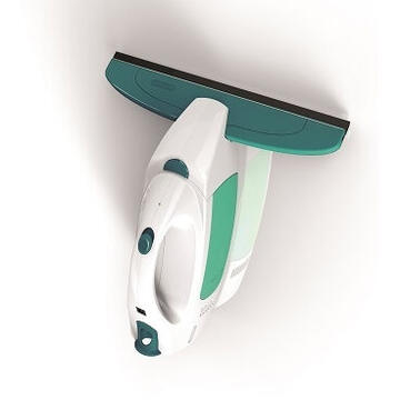Leifheit 51000 electric window cleaner Turquoise, White