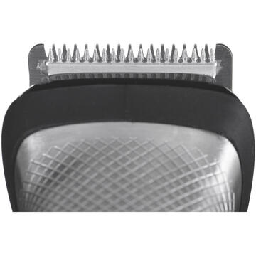 Aparat de barbierit Philips MG9720/90 hair trimmers/clipper Black, Stainless steel