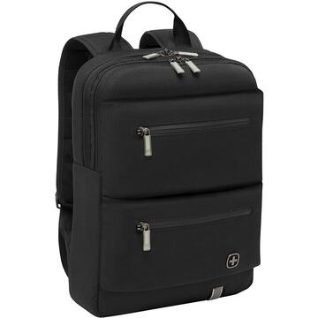 """Wenger City Move, Backpack(black, 12.5 """"to 14"""")"""