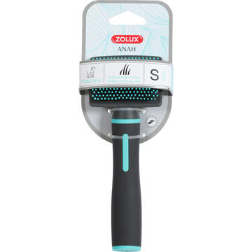 Perii, trimmere si clesti animale Zolux ANAH Soft Brush Small