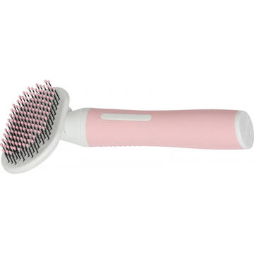 Perii, trimmere si clesti animale Zolux ANAH Soft Brush for Cats Medium