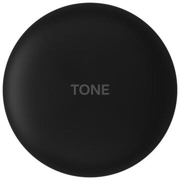 LG Tone Free HBS-FN6 BT in-ear black - with UV cleaner