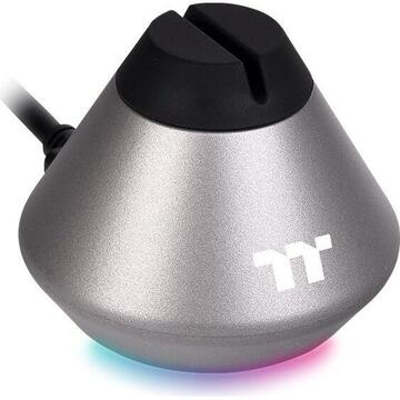 Mouse Thermaltake Argent MB1 RGB Gaming Mouse Bungee -GEA-MB1-MSBSIL-01