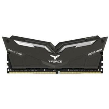 Memorie Team Group T-Force Nighthawk, LED, DDR4-2666, CL15 - 16 GB Kit
