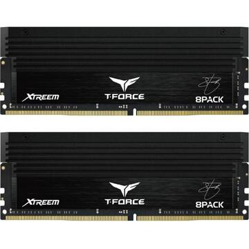 """Memorie Team Group Xtreem """"8Pack Edition"""", DDR4-4000, CL18 - 16 GB Kit"""